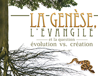 Genesis and the Evolution Connection DVD slick (French)