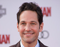 Marvel Ant-Man World Premiere