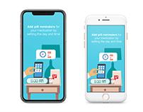 Walgreens App Preview Series