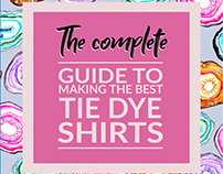 Slide Deck - The complete guide to tie-dye