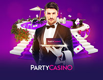 PartyCasino - KV for September UK Event