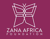 ZanaAfrica Branding