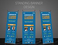Banner Design for Workshop