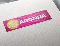 Izrada logotipa Aronia