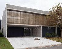 Casa 131 by Díaz Varela Sartor Arquitectos