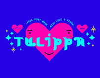 TULIPPA FREE FONT