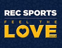 UC Berkeley | Rec Sports: Feel The Love 2016