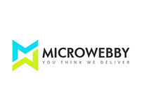 Micro Webby Logo Design