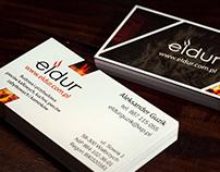Eldur business cards