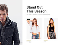 Products Preview - Seller WordPress Theme