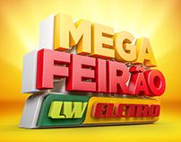 Mega Feirão LW Eletro - 2016