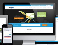 WebGuard Website Design