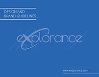 Brand Guideline for eXplorance