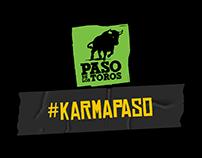 Paso de los Toros - Karmapaso