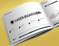 Logotipo Laser Scanner