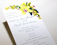 Beam Wedding Program