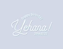 #HAPPY_YEHANA_DAY