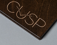 Cusp Menu & Stationary