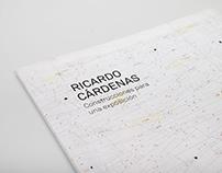 Ricardo Cárdenas. Construcciones para una exposición
