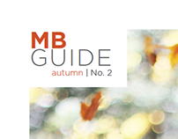 MB Guide (Magazine Design)