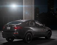 BMW Product Renderings