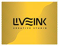 LIVEINK — Branding for creative studio