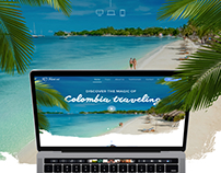 Web Design - TravelCol