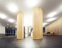 Partium Christian University-architectural photography