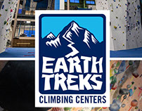 Print Collateral - Earth Treks Climbing Centers
