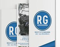 Brochura - Rectificadora de Guimarães