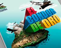 POSTER 'EL CONDOR DE ORO'