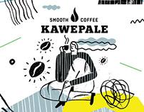 KAWEPALE coffee cups