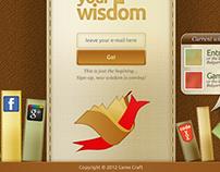 Edukami - a wisdom sharing platform