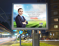 SUPPORT PRINCE ALI FOR FIFA