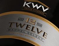 KWV Brandy - 12 Year old