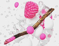 Pink Float