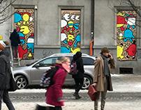 Joštova mural