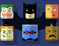 Motion Graphic - What The Hell Is Batman?