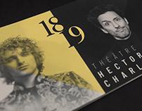 Image de saison 18-19 / Théâtre Hector-Charland