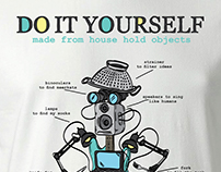 T-SHIRT - DO IT YOURSELF