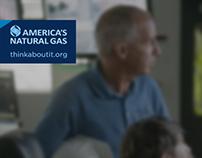 America's Natural Gas Ad Design