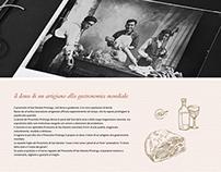 Website Prosciuttificio Prolongo