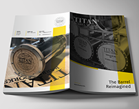 Titan Barrel Works Business Brochure
