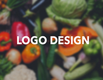 Logotype made for a recipe searching website