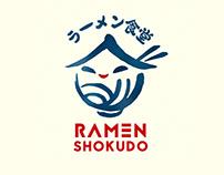 Ramen Shokudo : Logo & Branding Design