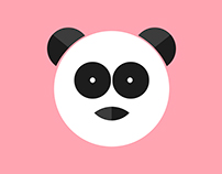 Panda Zoo - pet shop illustrations