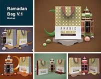 Ramadan Bag V.1 Mockup