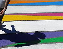 Funnycross | site-specific. Urban Art&Design 2015