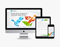 SF Dyes Website