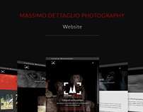 Massimo Dettaglio Photography Website